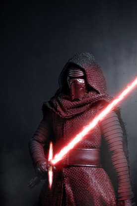 3. Kylo Ren is a non-Sith user of the Dark Side of the Force. What is his birth name?