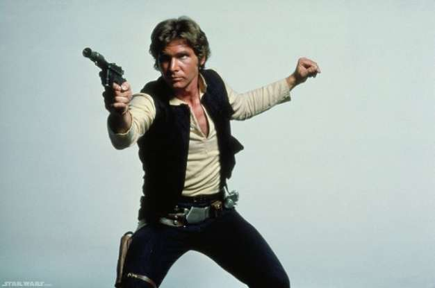 6. Han Solo is doing what he does best: Being a scoundrel. What is he smuggling in this film?