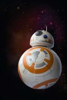 12. Who captures BB-8 in a net while riding a luggabeast on Jakku?