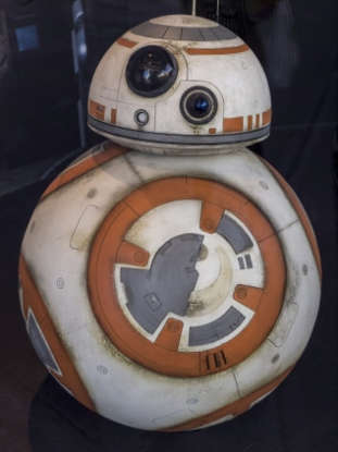13. Why does everybody want BB-8?