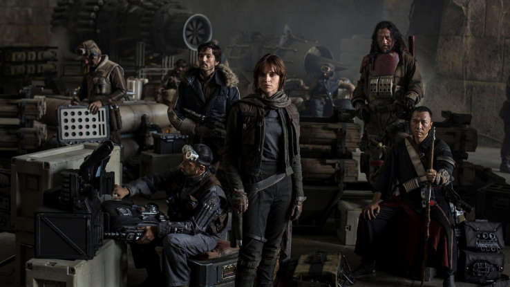 20. At the end of the film, as Princess Leia Organa holds the Death Star plans, what does she say the Rogue One forces gave the Rebellion?
