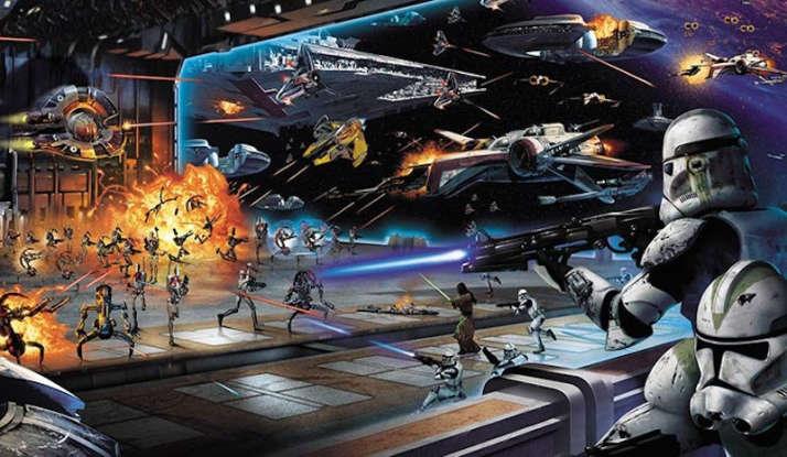 21. How does Leia survive when First Order TIE fighters destroy her bridge on the <em>Raddus</em>?