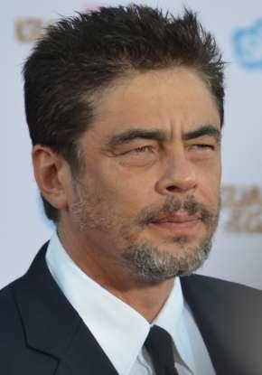 12. Benicio Del Toro plays which character?