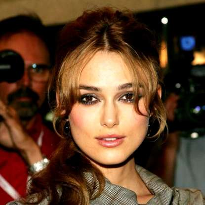 26. What is the name of the character Keira Knightley plays?