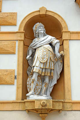 1. Who is the Roman god of war?