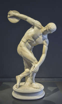 30. Which ancient games were created in honor of the Greek god Zeus?