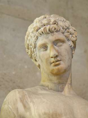 31. Adonis is the handsome lover of which Greek goddess?
