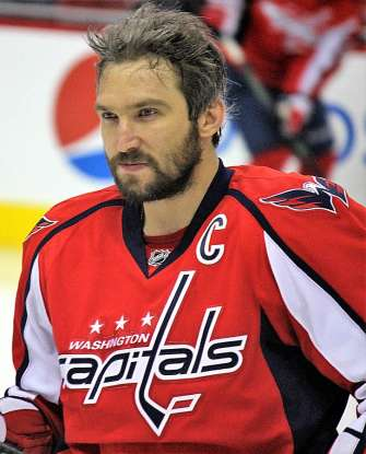 17. Alexander Ovechkin was drafted first overall in 2004 and is a 10-time All Star. What country is he from?