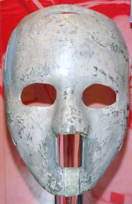 20. In what year did the first NHL goalie start wearing a mask?
