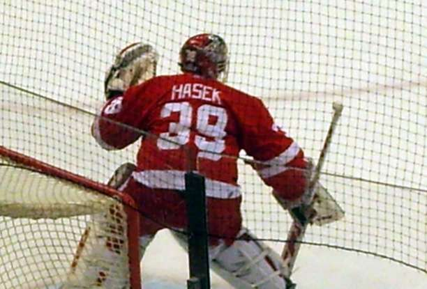 21. Who was the only goalie to capture the Hart Trophy twice?