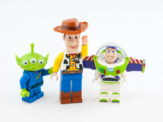 """4. """"To infinity… and beyond!"""" Which movie is this quote from?"""