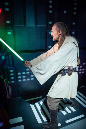10. Who is Qui-Gon Jinn