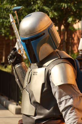 11. Who kills Jango Fett?