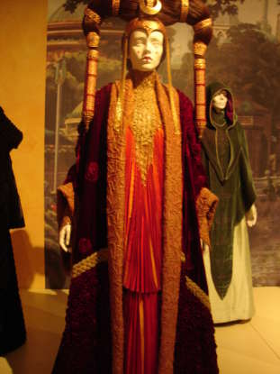 30. What is the name of Padmé
