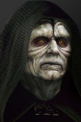 30. Which actor plays the character of Supreme Chancellor Sheev Palpatine in this film?
