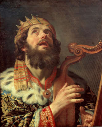 10. What is the name of King David