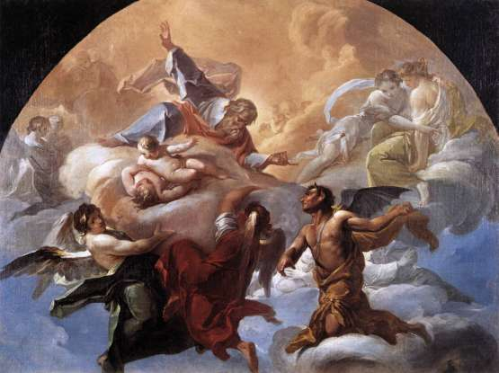 12. Satan claims that one of God
