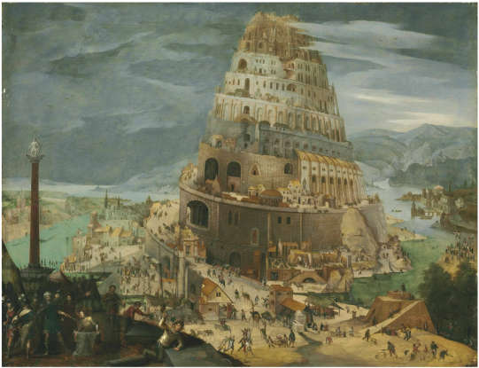 15. Which king builds the Tower of Babel?