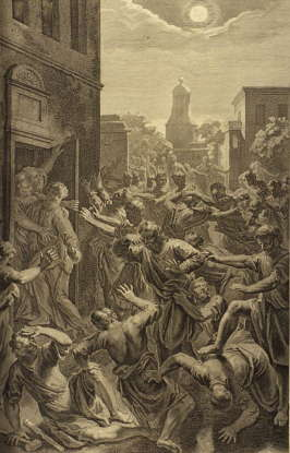 40. Which two kingdoms are the most deplorable and immoral kingdoms in the Old Testament?