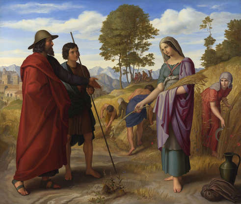 18. Ruth is King David