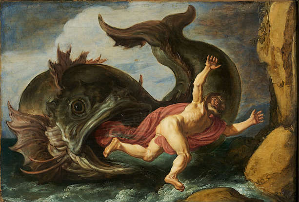 41. Jonah is sent to which kingdom to warn them to repent?