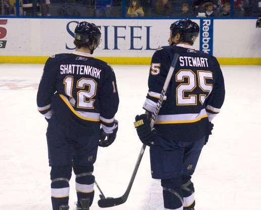 18. St. Louis Blues fans are loyal! In which season did they sell out every home game?