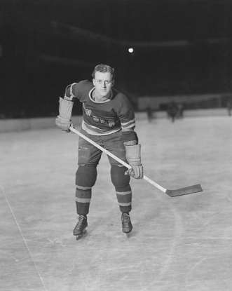 16. Who was the first coach of the St. Louis Blues, calling the shots for less than one season?
