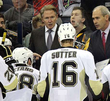 23. Of the six Sutter brothers who played for the NHL, which one had his jersey retired by the St. Louis Blues?