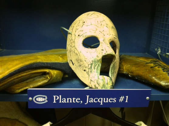 28. Jacques Plante revolutionized hockey by becoming the first goalie to wear a mask. In what year did he win the Vezina trophy while playing for the Blues?
