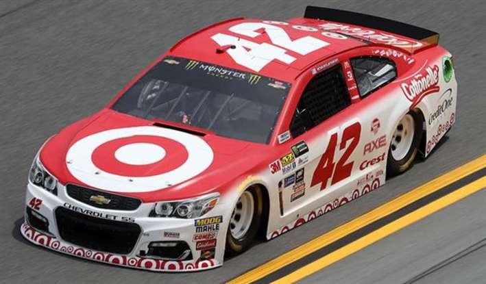 2. Who drives this NASCAR?