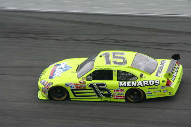 17. Who used to drive this NASCAR in 2008?