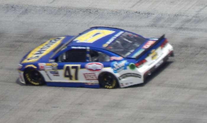 20. Who drives this NASCAR?