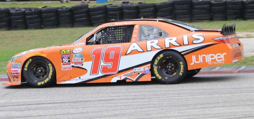 21. Who drives this NASCAR?