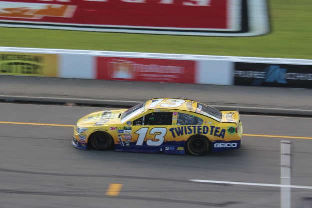 23. Who drives this NASCAR?