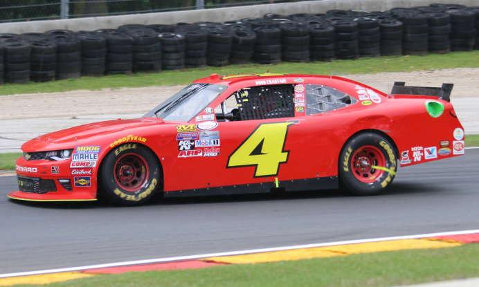 25. Who drives this NASCAR?