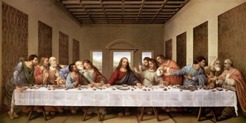 22. What is the formal, biblical name for the Last Supper?