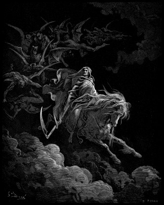 29. How many horsemen are mentioned in the apocalypse  in the Book of Revelation?