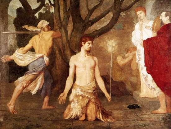 41. Who killed John the Baptist?