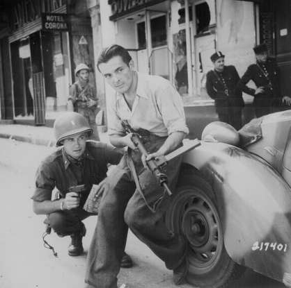 14. What was the French Resistance?