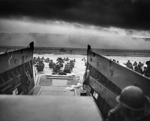 25. What was D-Day?