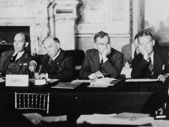 31. What treaty or treaties formally marked the end of hostilities in Europe following World War II?