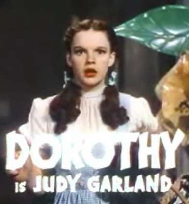 15. What is Dorothy
