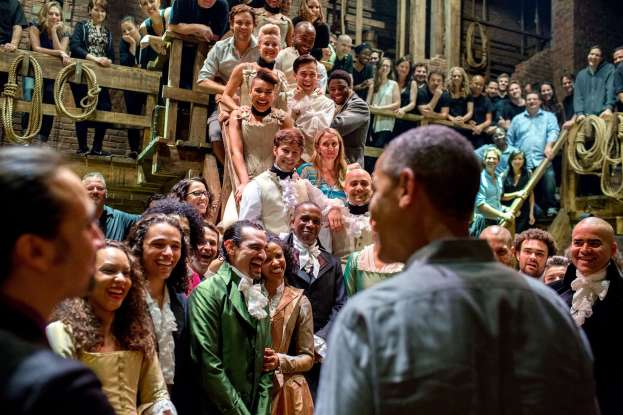 6. Which <em>Hamilton</em> song includes Alexander attempting to impress his friends?