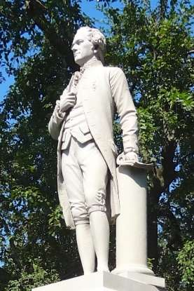 3. Which of the following is not a role that Alexander Hamilton fulfilled?