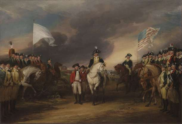 11. Which of the following battles does Hamilton not help Washington plan?