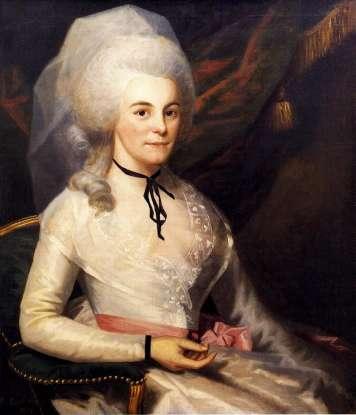 9. Who does Hamilton marry?