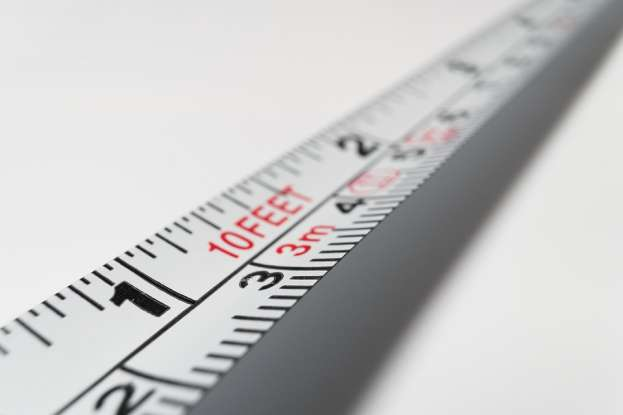 8. How many inches are in 12 feet?