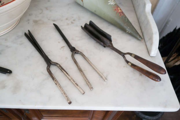 77. Which antique item are these?