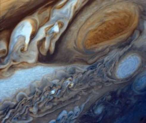 27. What is the Great Red Spot on Jupiter?