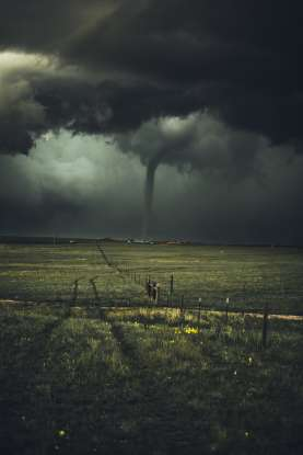15. More tornadoes occur in which country than anywhere else in the world?
